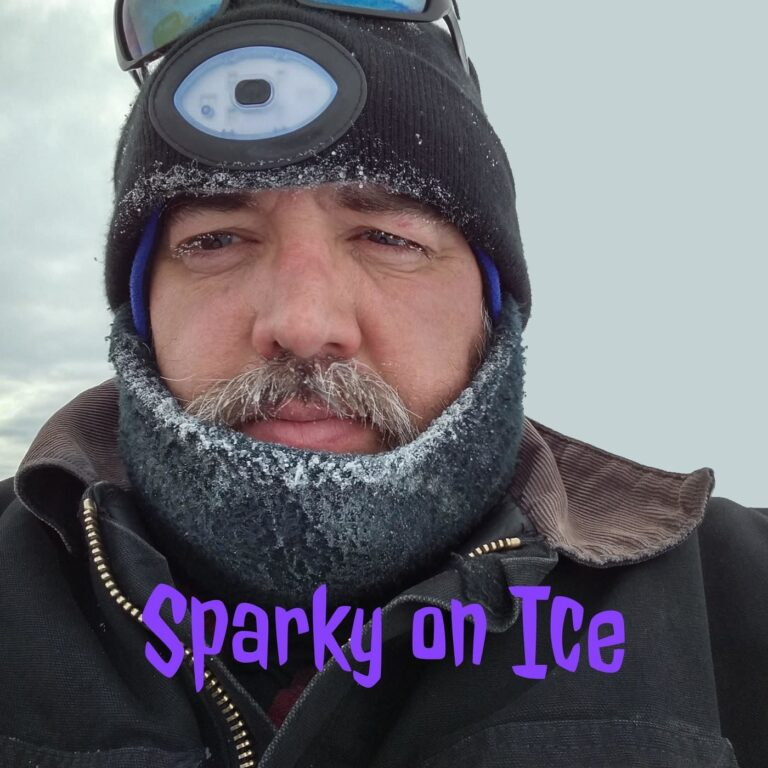 Sparky On Ice